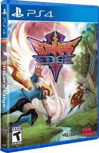 strikers edge retail limited run games ps4 cover limitedgamenews.com