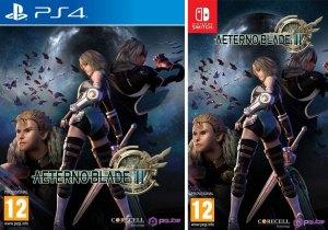 aeternoblade ii retail ps4 nintendo switch cover limitedgamenews.com