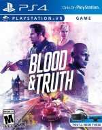 blood and truth psvr cover limitedgamenews.com