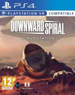 downward spiral horus station perp games ps4 psvr cover limitedgamenews.com