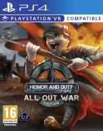 honor and duty d-day all out war edition perp games-ps4-psvr-cover limitedgamenews.com