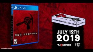 limited run games e3 2019 announcements 027 red faction ps4 limitedgamenews.com