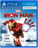 marvels iron man vr ps4 psvr cover limitedgamenews.com