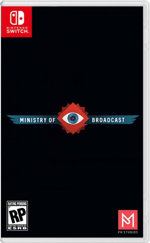 ministry of broadcast retail nintendo switch cover limitedgamenews.com