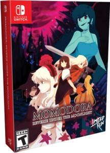 momodora collectors edition limited run games retail nintendo switch cover limitedgamenews.com