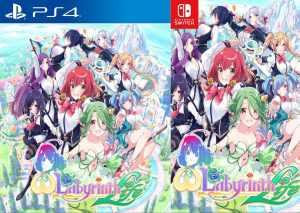 omega labyrinth life asia multi-language retail ps4 nintendo switch cover limitedgamenews.com