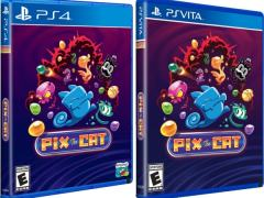 pix the cat retail limited run games ps4 ps vita cover limitedgamenews.com