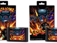 ultracore retail strictly limited games sega mega drive genesis cover limitedgamenews.com