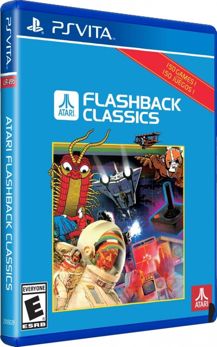 Atari Flashback Classics for PlayStation Vita - Limited