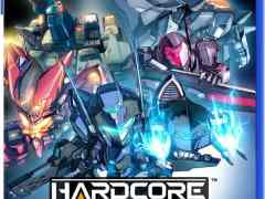 hardcore mecha retail asia multi-language ps4 cover limitedgamenews.com