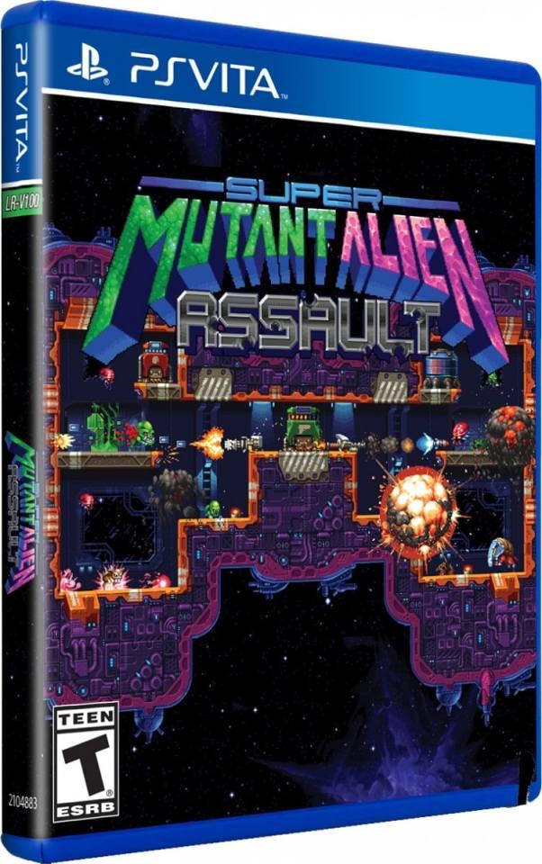 super mutant alien assault retail limited run games ps vita cover limitedgamenews.com