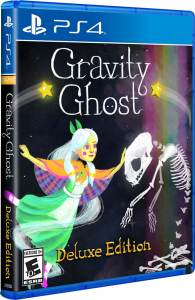 gravity ghost deluxe edition retail limited run games ps4 cover limitedgamenews.com