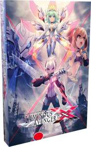 gunvolt chronicles luminous avenger ix physical release classic edition limited run games ps4 nintendo switch cover limitedgamenews.com
