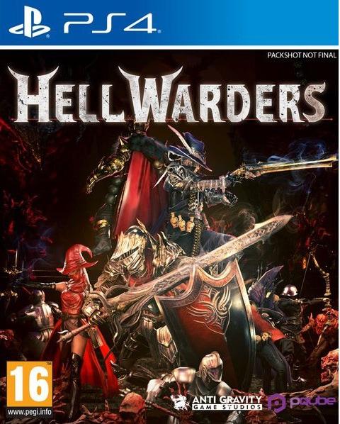 hell warders retail ps4 cover limitedgamenews.com
