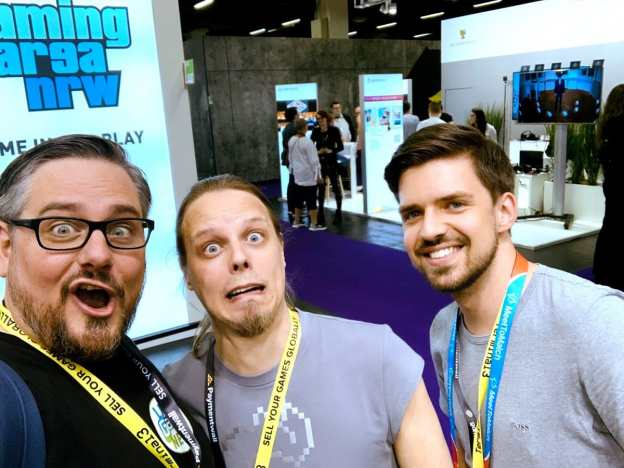 lgn con report gamescom 2019 meeting strictly limited games 001 limitedgamenews.com