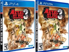 metal slug 3 retail limited run games standard edition ps vita ps4 cover limitedgamenews.com