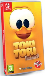 toki tori collection retail super rare games nintendo switch cover limitedgamenews.com