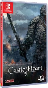 castle of heart physical release first press games regular edition nintendo switch cover limitedgamenews.com