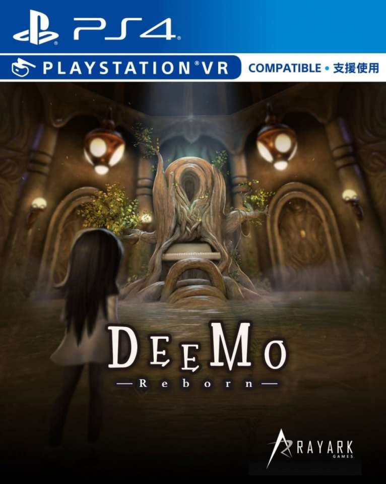 deemo reborn retail release multi-language psvr ps4 cover limitedgamenews.com