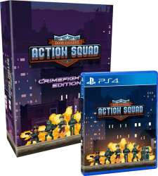door kickers physical release collectors edition action squad crimefighter edition strictly limited games ps4 cover limitedgamenews.com