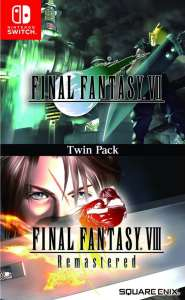 final fantasy vii and final fantasy viii remastered physial release asia multi-language nintendo switch cover limitedgamenews.com
