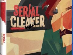 serial cleaner physical release limited run games ps4 cover limitedgamenews.com