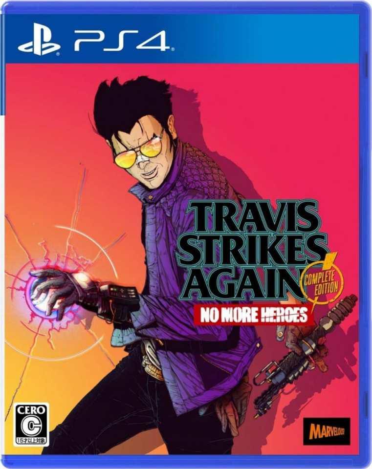 travis strikes again no more heroes complete edition retail release asia multi-language ps4 cover limitedgamenews.com