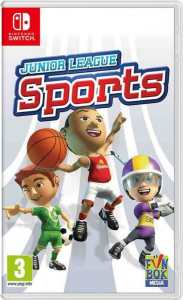 junior league sports retail release nintendo switch cover limitedgamenews.com