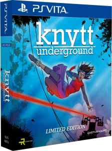 knytt underground limited edition physical release eastasiasoft ps vita cover limitedgamenews.com