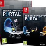bridge constructor portal physical release game fairy nintendo switch cover limitedgamenews.com