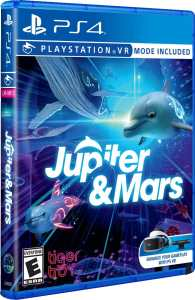 jupiter & mars physical release limited run games ps4 psvr cover limitedgamenews.com