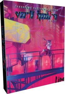 va-11 hall-a cyberpunk bartender action physical release limited run games collectors edition ps4 nintendo switch cover limitedgamenews.com