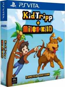 kid tripp miles and kilo collection limited edition asia multi-language eastasiasoft ps vita cover limitedgamenews.com