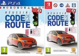 reussir code de la route european retail release ps4 nintendo switch cover limitedgamenews.com