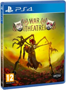 war theatre physical release red art games ps4 cover limitedgamenews.com