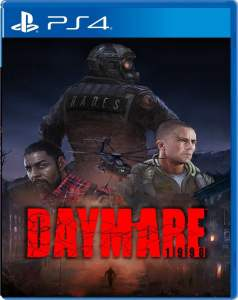 daymare 1998 retail release ps4 cover limitedgamenews.com