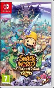 snack world the dungeon crawl gold retail nintendo switch cover limitedgamenews.com