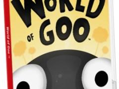 world of goo physical release super rare games nintendo switch cover limitedgamenews.com