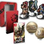 guilty gear 20th anniversary pack deluxe edition physical release physicality games nintendo switch cover limitedgamenews.com