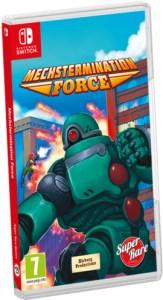 mechstermination force physical release super rare games nintendo switch cover limitedgamenews.com