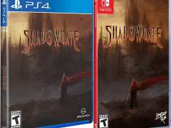shadowgate standard edition physical release limited run games nintendo switch ps4 cover limitedgamenews.com