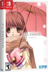 clannad collectors edition physical release sekai games limited run games nintendo switch cover limitedgamenews.com