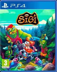sigi a fart for melusina physical release redartgames ps4 cover limitedgamenews.com