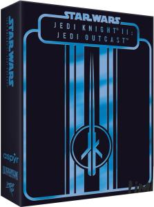 star wars jedi knight ii jedi outcast physical release premium edition limited run games ps4 nintendo switch cover limitedgamenews.com