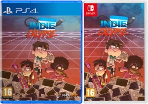indiecalypse physical release standard edition ultra collectors ps4 nintendo switch cover limitedgamenews.com