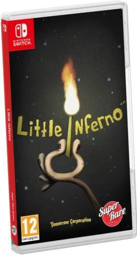 little inferno physical release super rare games nintendo switch cover limitedgamenews.com