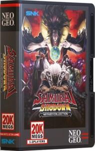 samurai shodown neo geo collection physical release collectors edition ps4 nintendo switch cover limitedgamenews.com