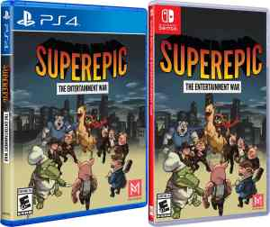 super epic physical standard release pm studios ps4 nintendo switch cover limitedgamenews.com