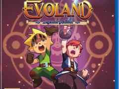 evoland legendary edition ps4 physical release red art games cover limitedgamenews.com
