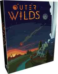 outer wilds collectors edition physical release limited run games ps4 cover limitedgamenews.com